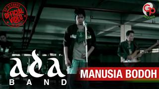 Kumpulan Lagu Mp3 Terbaik Ada Band Full Album MASA DEMI MASA (2013) Lengkap