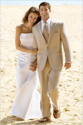 Semi Formal Beach Casual Wedding Dress Code