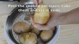 Aloo Jeera Recipe | Jeera Aloo Recipe | Potato with Cumin ...