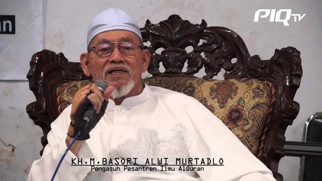 7 Fakta KH Bashori Alwi Malang yang Luar Biasa