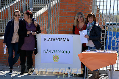 Plataforma Iván Verdesoto Aranjuez