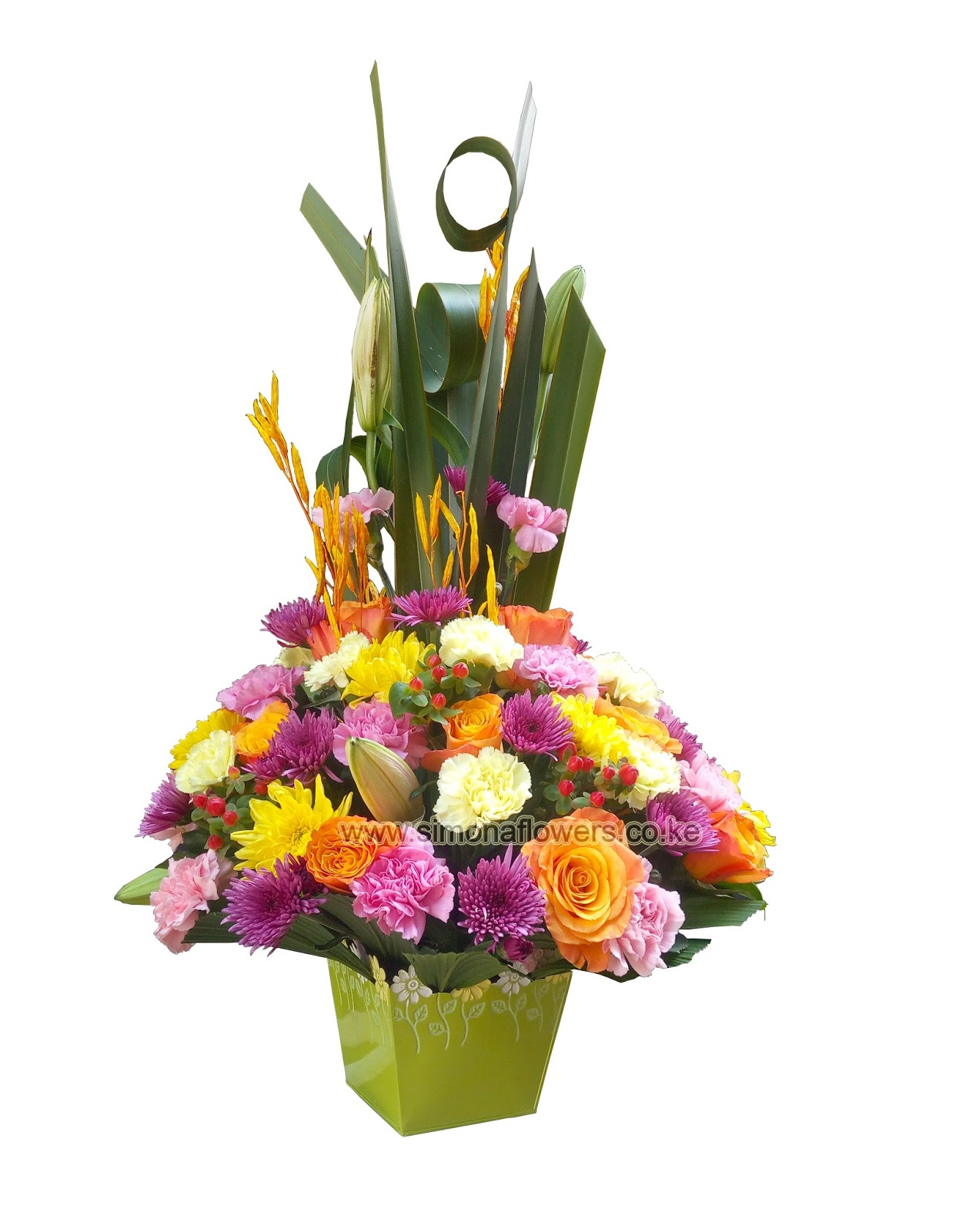 Simona flowers 2018 thoroughly spoil the one you love on this special occasion with one of our stunning flower bouquets from simona flowers nairobi kenya izmirmasajfo Images