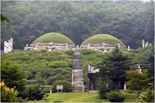 สุสานกษัตริย์คงมิน (Tomb of King Kongmin)