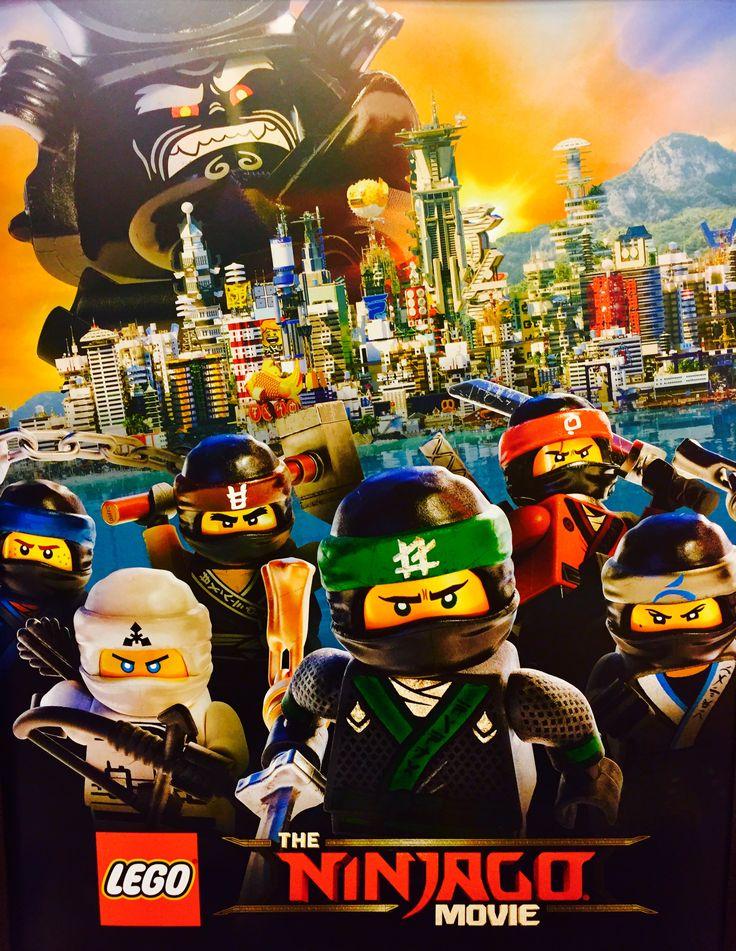 Lego Ninjago tickles fans