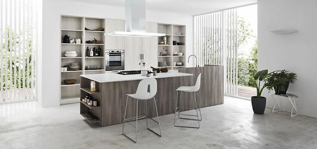 kitchen island display ideas
