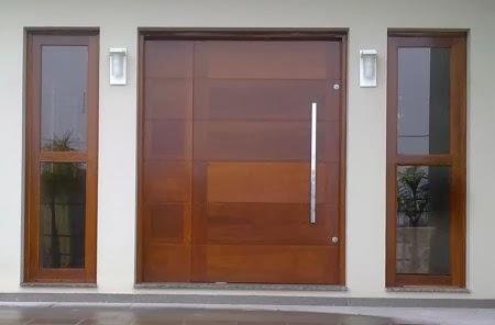 Portas Pivotantes Modernize A Entrada Da Sua Casa Decor Salteado