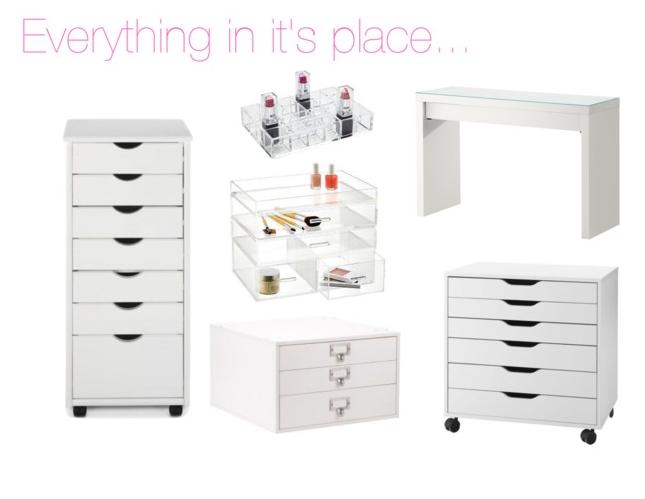 Dressing Table Organiser Ikea – Nazarm.com