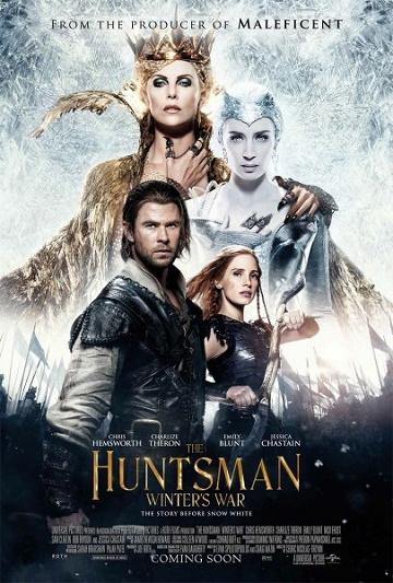 THE HUNTSMAN WINTER'S WAR (2016) พรานป่าและราชินีน้ำแข็ง