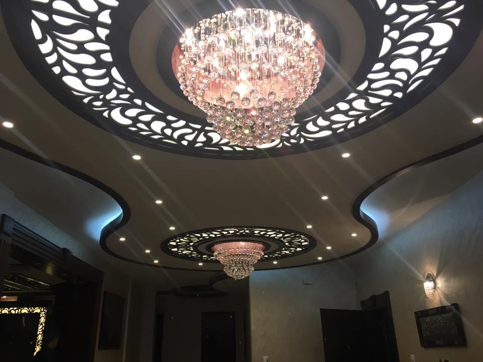%2BCNC%2BFalse%2BCeiling%2BDesigns%2BIdeas%2B%2B%252812%2529 22 Contemporary Modern CNC False Gypsum Ceiling Decorating Ideas Interior