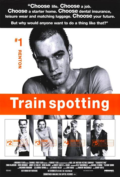 Descargar Trainspotting 1996 hd Castellano English Latino