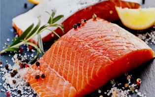 Manfaat ikan salmon bagi kesehatan Jantung