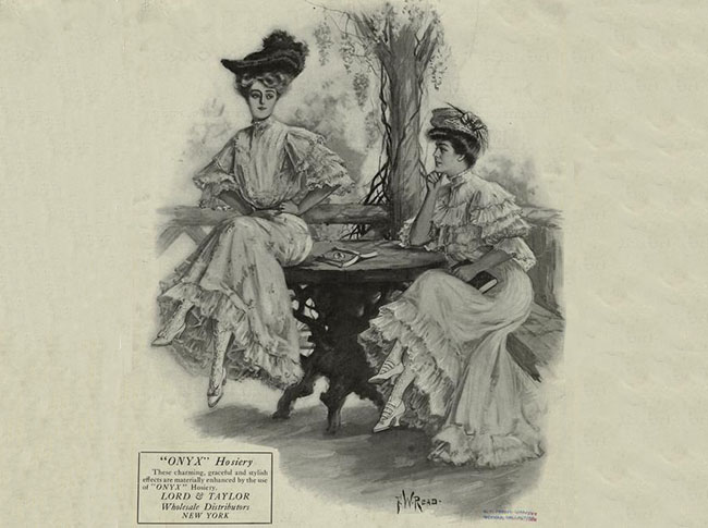 a pair of silk stockings by A pair of silk stockings, a short story by kate chopin.