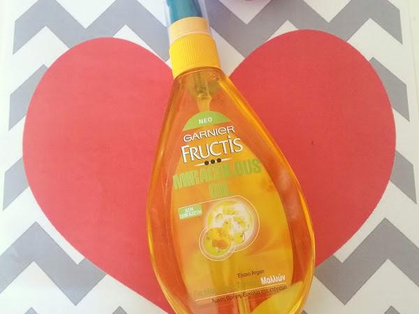 Garnier Fructis Miraculous Oil