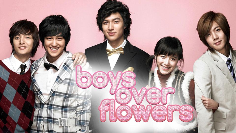 Resultado de imagen para boys over flowers