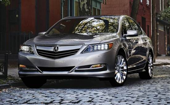2019 Acura RLX Redesign and Review