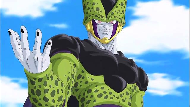 Dragon Ball Z Cell