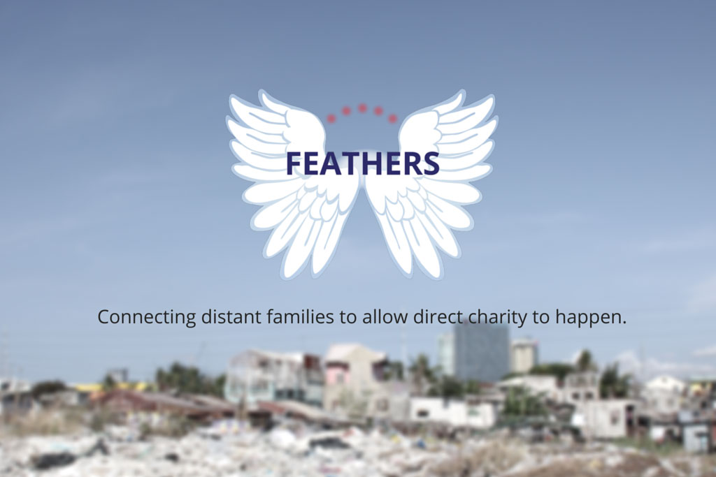Feathers Project Logo