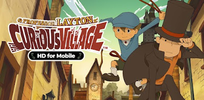 Layton: Curious Village in HD Apk + Data for Android (paid)
