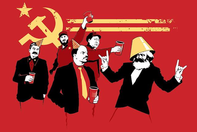 Comunismo no Brasil - Bolsonaro e Olavo de Carvalho