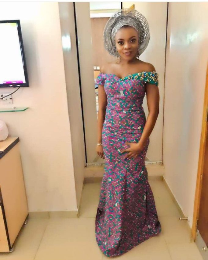 LADIES!! CHECKOUT THESE LATEST ANKARA LONG GOWN STYLES 2018 (PHOTOS ...