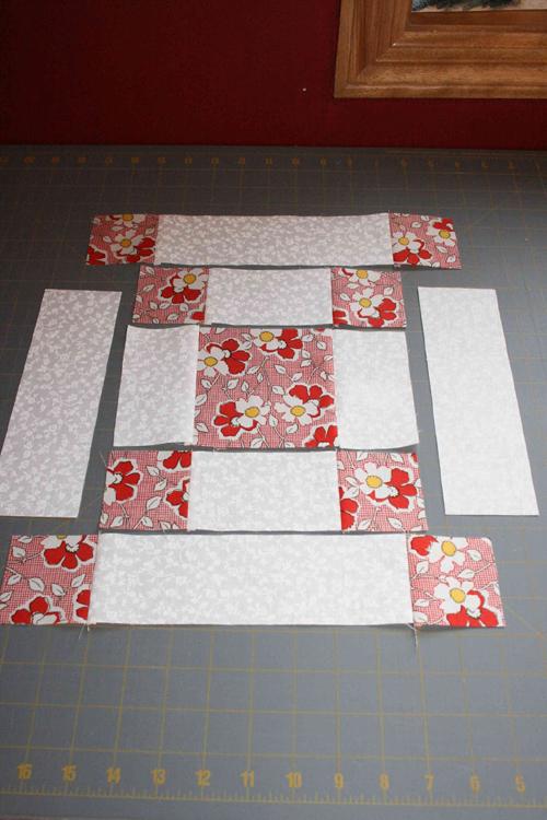 Beautiful Quilt Block - Tutorial