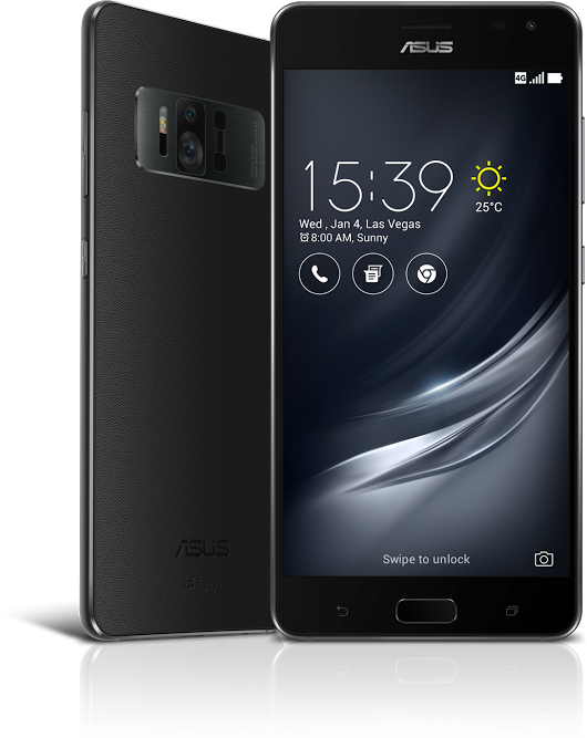 ASUS Showcases Worlds First Tango Enabled And Daydream Ready Phone
