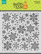 http://www.newtonsnookdesigns.com/snowfall-stencil/