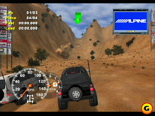 4x4 EVOLUTION PS2