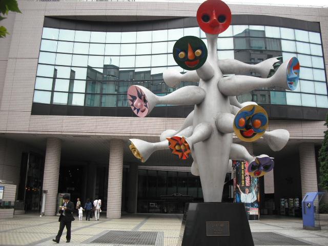 「明日の神話」に記念館にお墓も??東京で見れる岡本太郎の作品9つ【a】 こどもの樹