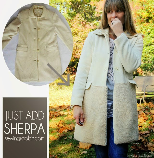 http://sewing.craftgossip.com/tutorial-texture-block-sherpa-coat-refashion/2013/11/11/