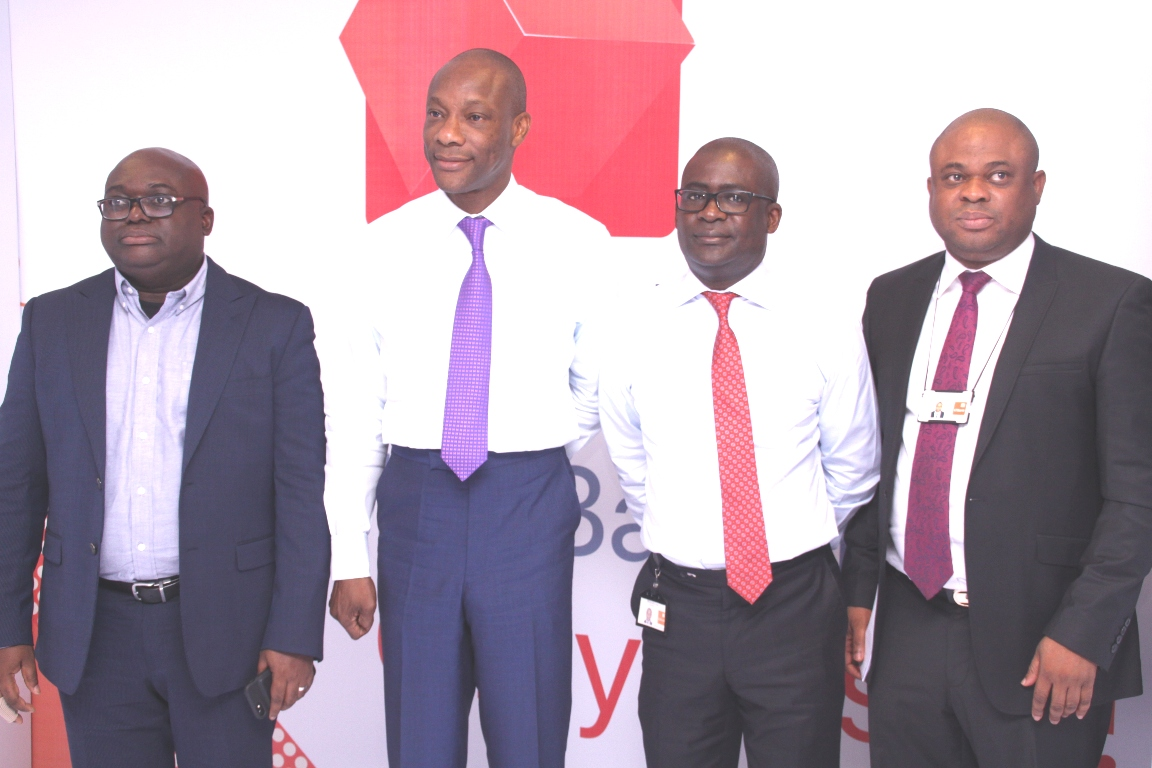 ITREALMS: GTWorld mobile app debuts, Agbaje says it's a one-stop app