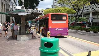 Victoria Street Singapore