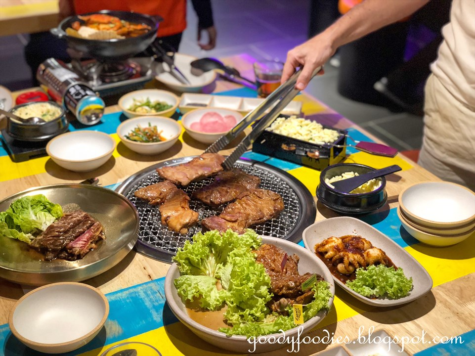 Goodyfoodies Seoulnami Korean Bbq The Gardens Mall Halal Chuncheon Chicken And More