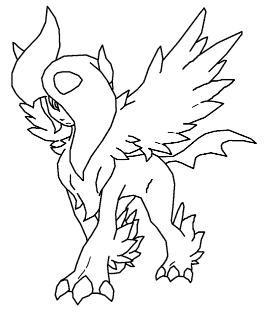 Elegant Pokemon Coloring Pages Mega Evolution Ntbgkrrc Full Version