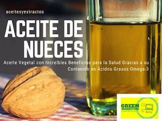 Aceites Extractos, plataforma de contenidos de ECO SEO Green Marketing