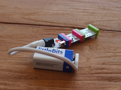 My experience with LittleBits
