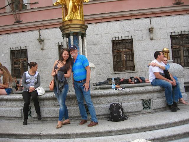 Arbat Sokağı, Moskova