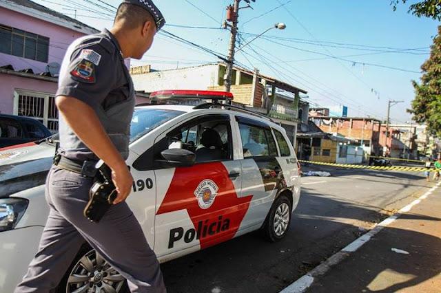 POLÍCIA MILITAR REGISTRA OCORRÊNCIA DE HOMICÍDIO EM JACUPIRANGA