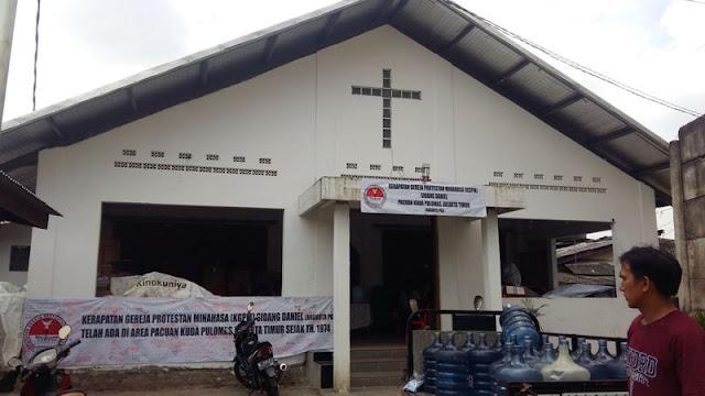Gereja di Pulomas Akan Digusur Demi Pacuan Kuda, Ahok Tak Setuju