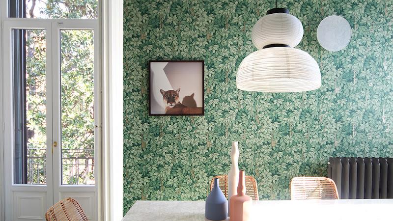 Creative House: blocchi di colore in una casa d'epoca