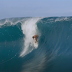 TIKANUI SMITH GRABS THE RIDE OF HIS LIFE AT TEAHUPO'O