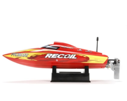 "Product Spotlight: Pro Boat Recoil 17"" Self-Righting Deep V Brushless RTR Racing Boat"