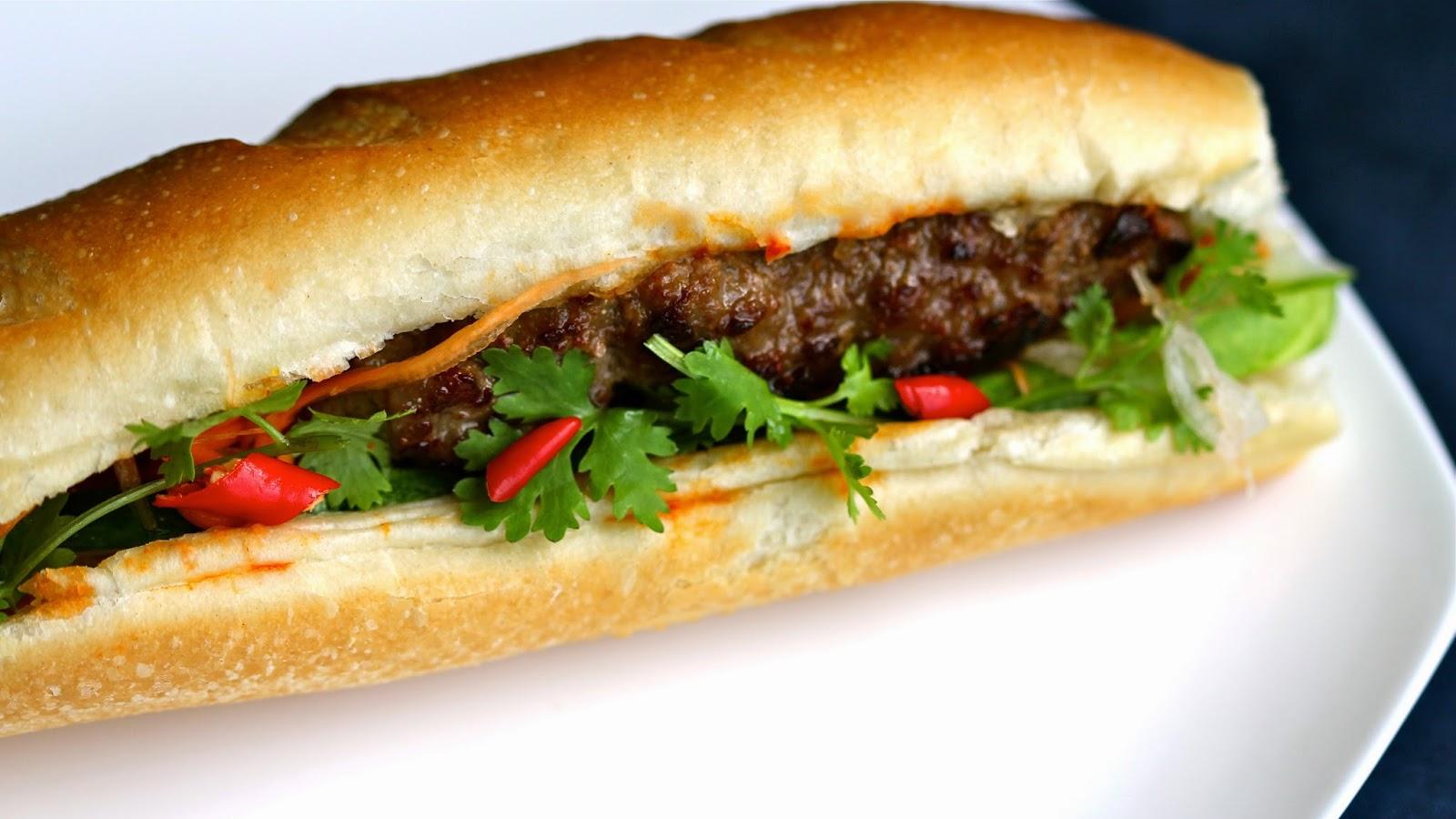 Banh My Hanoi (Hanoi Bread)