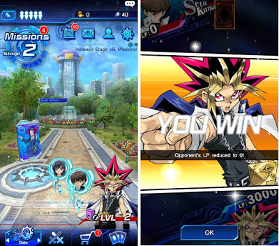 Yu-Gi-Oh! Duel Links Mod Apk Android