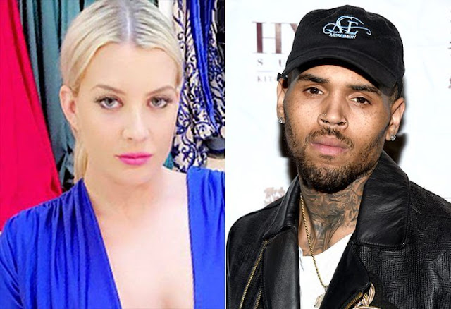 While Rihanna and Drake continue to flaunt their newly public romance, Chris Brown is back in the headlines