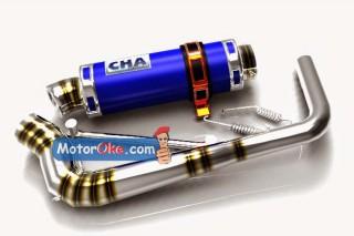 Daftar Harga Knalpot CHA Racing Original Thailand Terbaru