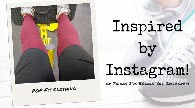 Inspired by Instagram: POP Fit Clothing