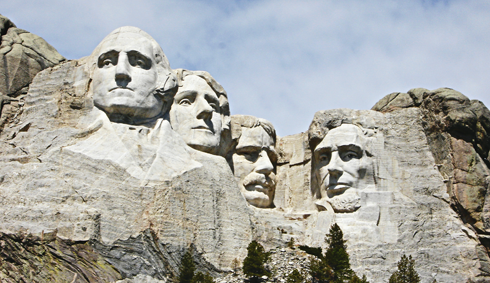 mount rushmore south dakota keystone attractions