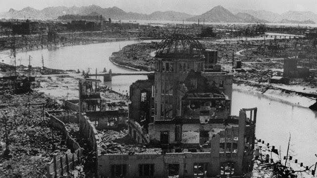 Un museo japonés publica imágenes nunca vistas del bombardeo de EE.UU. sobre Hiroshima