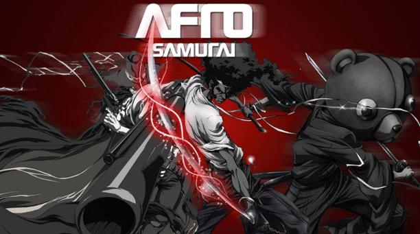Afro Samurai - Daftar Anime Samurai Terbaik Sepanjang Masa